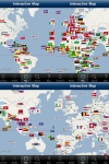 205 National Anthems, Maps, Flags, Facts screenshot 1/1