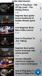 Bass Guitar Lessons Free screenshot 2/6