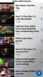 Bass Guitar Lessons Free screenshot 3/6