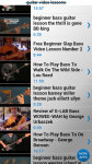 Bass Guitar Lessons Free screenshot 5/6