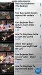 Bass Guitar Lessons Free screenshot 6/6