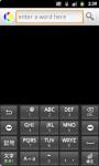 Bengali to English Dictionary screenshot 3/3