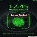 Fingerprint Locker Free screenshot 1/1