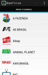 Free Brasil Tv Live screenshot 1/4