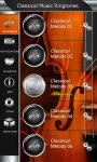 Classical Music Ringtones Top screenshot 2/6