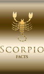 Scorpio Facts 240x400 screenshot 1/1