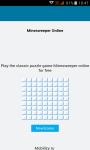 Mobi Minesweeper screenshot 1/2