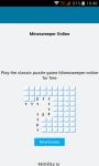 Mobi Minesweeper screenshot 2/2