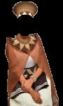 Woman traditional photo suit screenshot 1/4