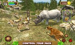 Furious Wolf Simulator  screenshot 5/6
