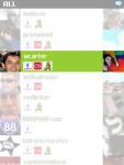 Fidgt- Your Social Network Address Book screenshot 1/1