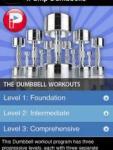 iPump Dumbbells screenshot 1/1