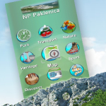 NP Paklenica - Official Travel Guide screenshot 1/3