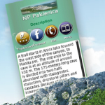 NP Paklenica - Official Travel Guide screenshot 2/3