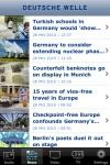 DW News Portal screenshot 1/1