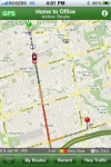 Traffic Alert - Toronto screenshot 1/1