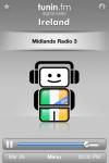 Radio Ireland Lite by Tunin.FM screenshot 1/1