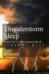Thunderstorm sleep screenshot 1/1