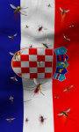 Croatia flag lwp Free screenshot 2/5