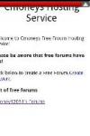 Cmoneys Fourm Hosting screenshot 1/2