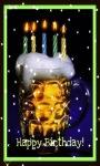 Happy Birthday Beer LWP screenshot 2/3