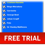 Football Legends_TRYBUYF screenshot 3/4