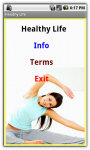 Healthy_Life screenshot 2/2