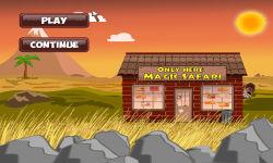 Magic Safari screenshot 1/6