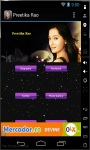 Preetika Rao 2014 Fan App screenshot 1/3