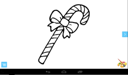 Coloring for Kids: Candy screenshot 1/3