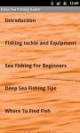 Deep Sea Fishing Tips screenshot 3/3