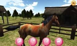 My Horse World 3D screenshot 1/6