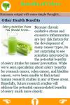 Benefits of Celery screenshot 3/3