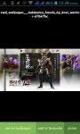 Samurai Warrior Wallpaper screenshot 3/3