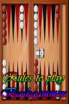 Rules to play Backgammon screenshot 1/3