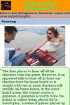 Rules to play Backgammon screenshot 3/3
