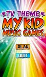 Kid Theme Music Battle screenshot 1/3