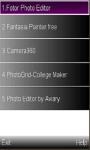 Photo Effectors screenshot 1/1