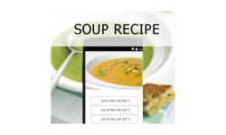 Soup recipes food screenshot 1/3