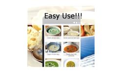 Soup recipes food screenshot 2/3
