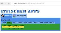 Archery 2D screenshot 6/6
