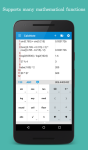 CalcNote - Notepad Calculator screenshot 4/6