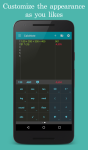 CalcNote - Notepad Calculator screenshot 6/6