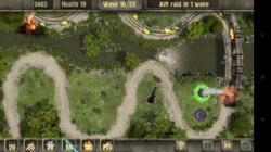 Defense Zone HD ordinary screenshot 3/6