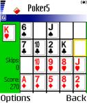 PokerSolitaire screenshot 2/3