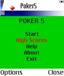 PokerSolitaire screenshot 3/3