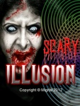 Scary Illusion  Free screenshot 1/5