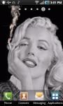 Marilyn Monroe Smoking Live Wallpaper screenshot 2/3