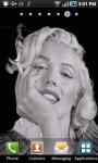 Marilyn Monroe Smoking Live Wallpaper screenshot 3/3