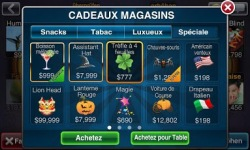 Texas HoldEm Poker Deluxe FR screenshot 6/6